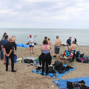 Wednesday BD Club Dive @ Freeport Beach