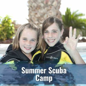Summer Scuba Camp @ DIver's World | Erie | Pennsylvania | United States