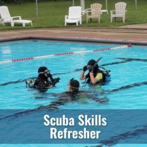 Open Water Pool Refresher