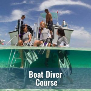 Boat Diver @ Diver's World