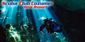 Cozumel & Cenotes @ Scuba Club Cozumel