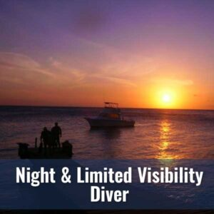 Limited Visibility & Night Diver