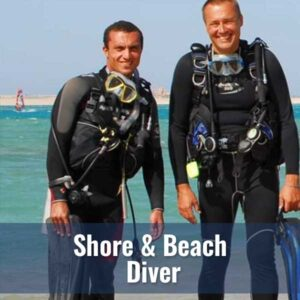Shore & Beach Diver Course